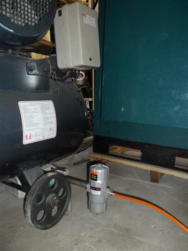 冷却器自动排放水份,油份的首选