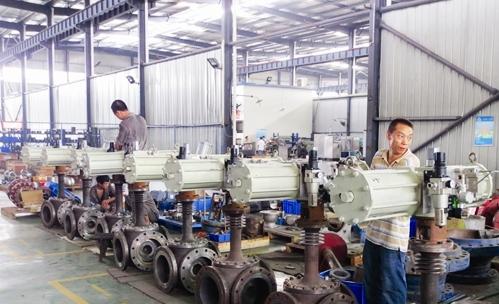 日前,川仪特阀公司与川仪陕西分公司合作的陕西神木富油能源科技