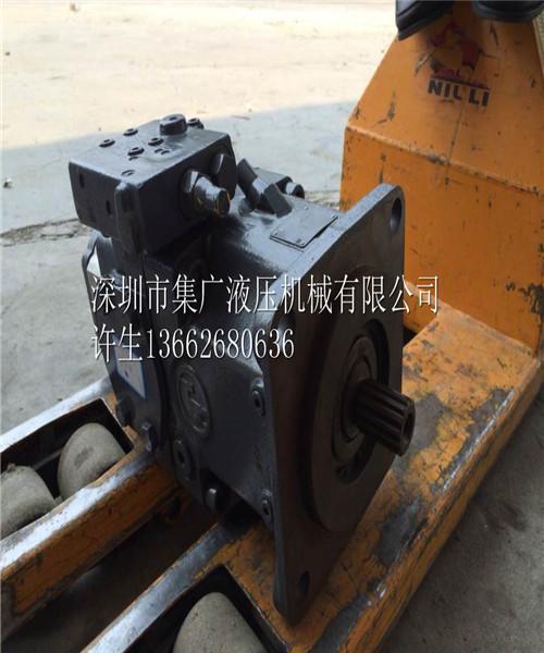 力士乐柱塞泵是液压系统的一个重要装置图片