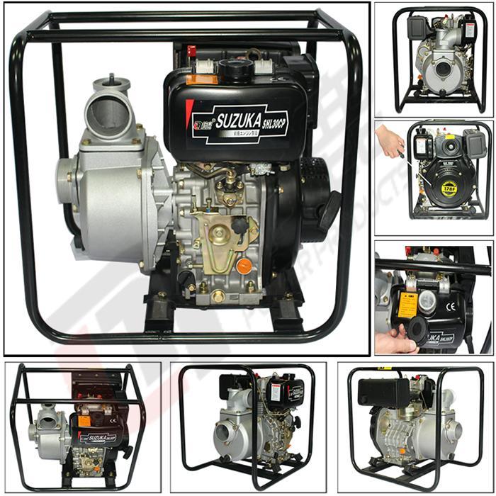 广州3寸柴油机抽水泵 水泵的工作原理和