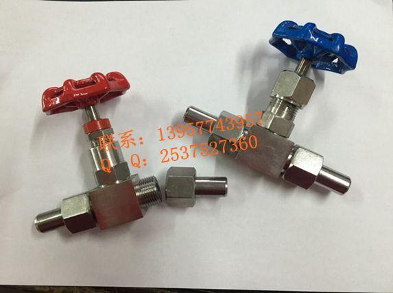 不锈钢焊接针型阀,j23w/h外螺纹截止阀,仪表截止阀图片