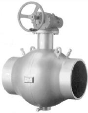 全焊接球阀的制造及检验技术概述
