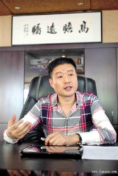 兢兢業業做實業--專訪伯特利閥門董事長黃勝豐