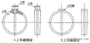 暗杆楔式闸阀的阀板脱落预防和应急修复