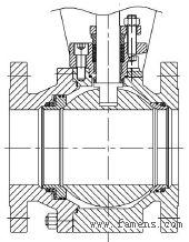 硅化工用球阀损坏分析及盘阀的应用