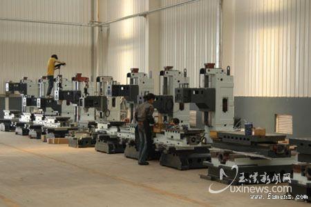 市场需求萎缩 装备制造业现下滑局面