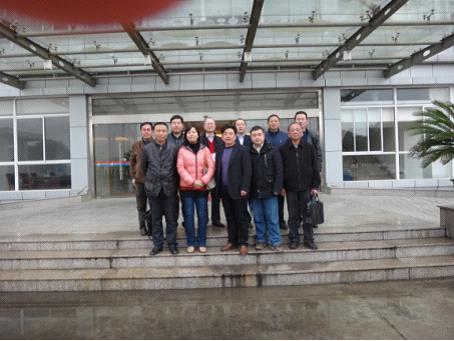江蘇閥協蘇州片舉辦主要閥門企業領導座談會