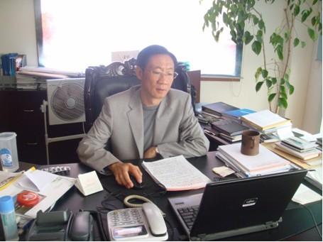 胡增洪:上海增欣机电公司的领航者