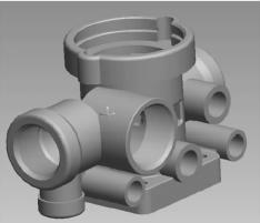 基于CAD_CAM技術的調壓閥閥體虛擬加工仿真