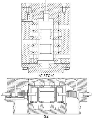 DN250主配壓閥國產化的研究