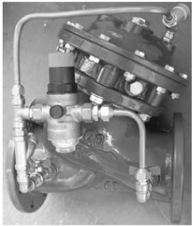 水力控制阀在给水系统中的应用
