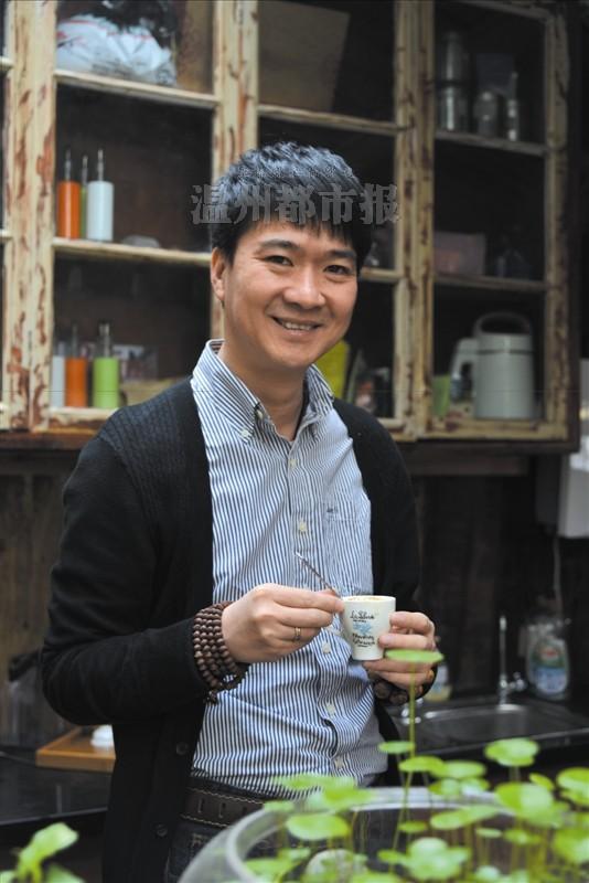 溫商陳曉宇:醞釀真正的民族品牌 做一家受人尊敬的企業