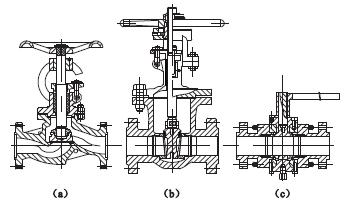 液化天然气船用超低温蝶阀的设计研究