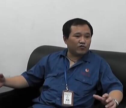 訪談:江西船用閥門廠廠長李明先生
