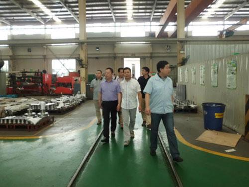由中國機械工業聯合會主辦,宣達集團和上海核工程研究設計院聯合承辦的國家核電重大專項———CAP系列RCS真