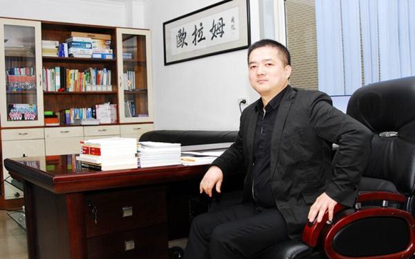 """中国·欧拉姆阀门科技董事长金志远 科技铸就""""有生命的企业"""""""