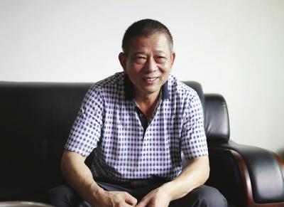 """德星閥門有限公司總經理吳榮發 閥門""""老匠人""""的多面人生"""