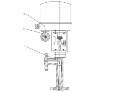 電動抗剪切流量自動控制閥的研制