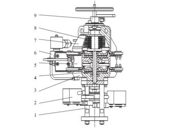 閥門核級氣動執行機構抗震分析