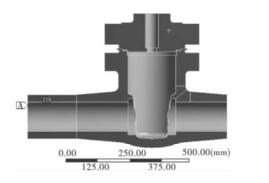 閥門熱應力分析與研究