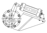 顆粒介質用多向密封盤切閥的設計與開發