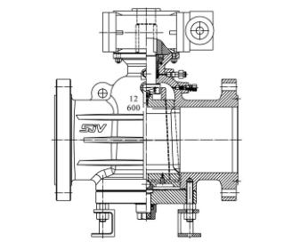平衡式管線旋塞閥開發設計