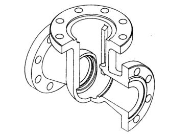 应用CAD凤凰平台开发阀门新产品