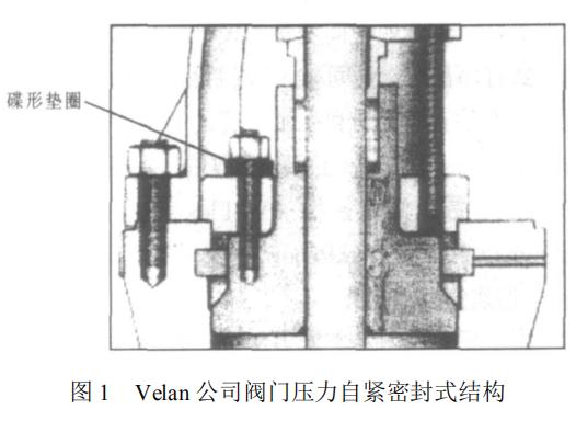 石化用高压阀门阀体和阀盖连接形式的研究