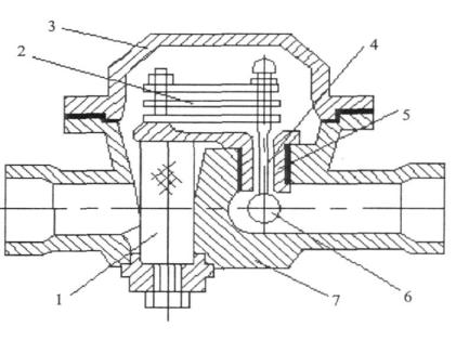 悬梁型双金属疏水阀双金属片组件设计研究