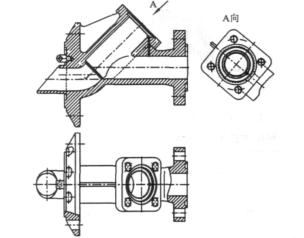 527WS_1型舷侧舌阀阀体的有限元分析