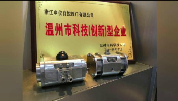 浙江申仪自控阀门有限公司产品视频