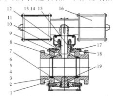 锁渣阀的设计与应用
