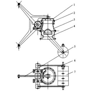 液压无配重炉顶放散阀的研制