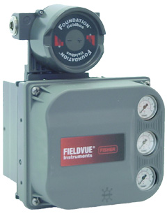 FISHER FIELDVUE DVC6000系列数字式阀门控制器