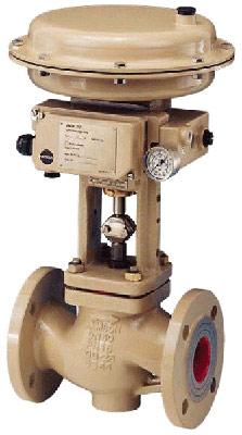 SAMSON电气阀门定位器改善控制阀性能