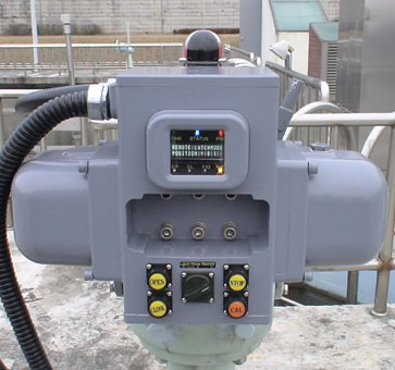 韩国RPMTECH集成一体化式电液执行机构