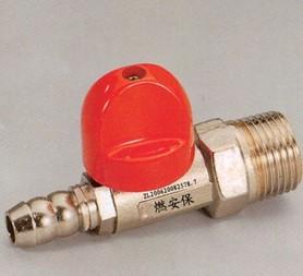 一种燃气管道专用多功能灶前安全阀
