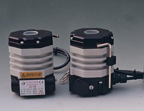 武汉华易推出DCL超小型电动执行机构