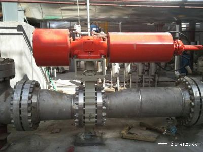 大连亨利阀门成功应用于神华宁煤83万吨二甲醚项目