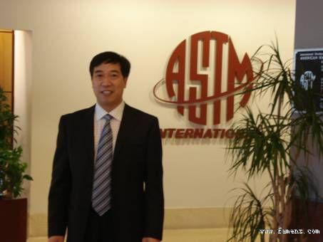 實現閥門人的希望和夢想--記上海納福希閥門有限公司總經理  楊恒