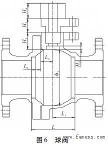 通用阀门主要零件快速定位加工尺寸的方法图片