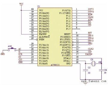 基于单片机的电动执行机构控制器的研究