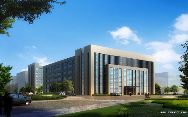 拉姆阀门新厂房办公楼设计图揭晓