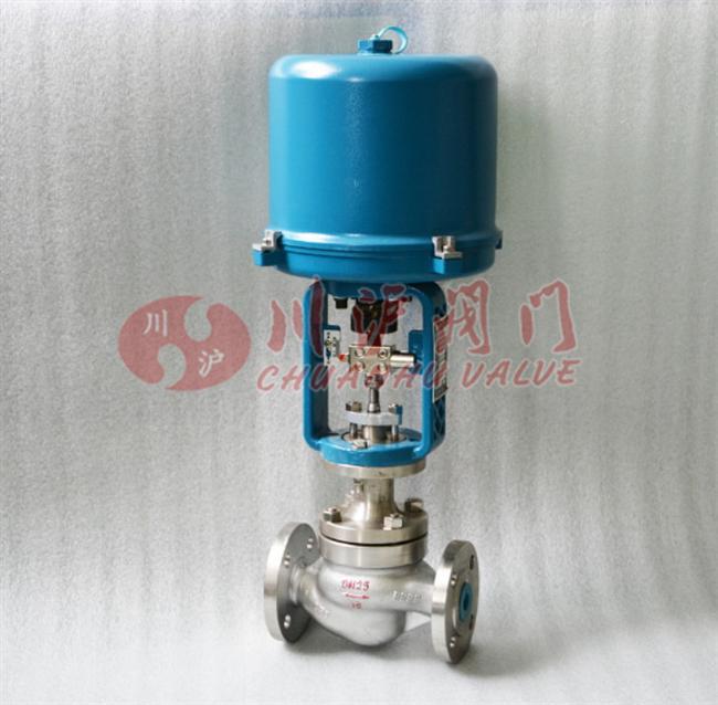 電動高壓調節閥接線圖和調整方法