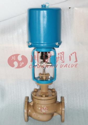 电动小流量调节阀接线图和调整方法