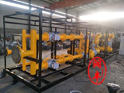 DN150燃气调压器润丰提供选型建议