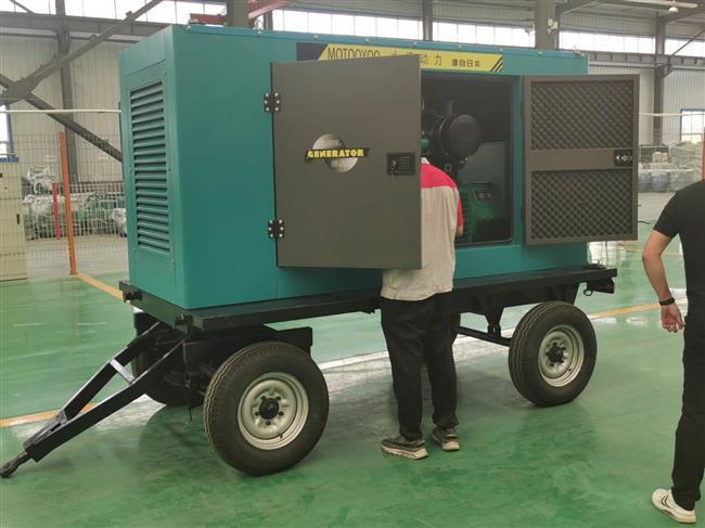 大泽100kw三相柴油发电机TO120000ET