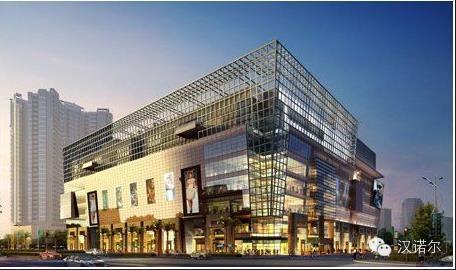 HANOER成功項目-廣州CBD新城國際