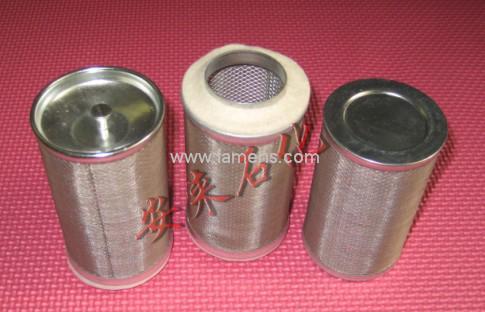 油罐车配件 正星过滤网 不锈网过滤网 三通过滤器过滤网