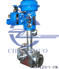 ZMA/BP气动薄膜直通单座调节阀